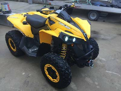 2012 can am renegade 1000
