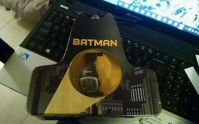 Batman CollectableTin and Digital Watch
