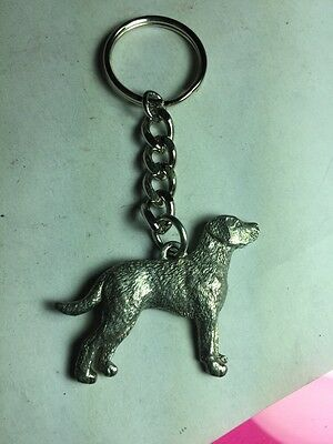 Dog Chesapeake Key Chain Made If Pewter