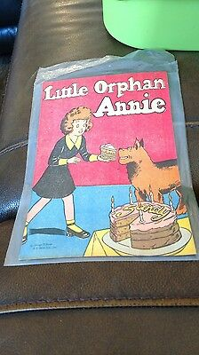 Little Orphan Annie Popped Wheat Giveaway (1947) #1 VF- 6.5