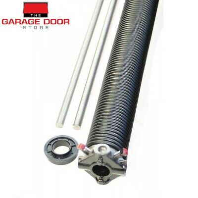 GARAGE DOOR TORSION SPRING KIT DOUBLE CAR PANEL LIFT 2.2-2.5m (H) x 1.8-2.5m (W)
