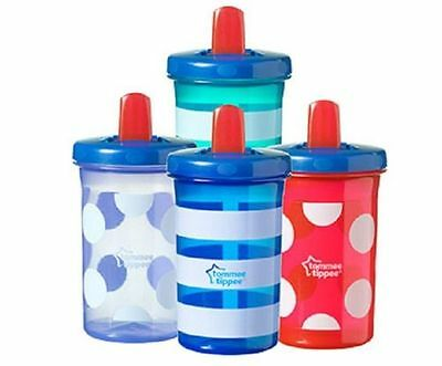 Tommee Tippee Freeflow Super Sipper Toddler cup  9m+  various colours   bpa free