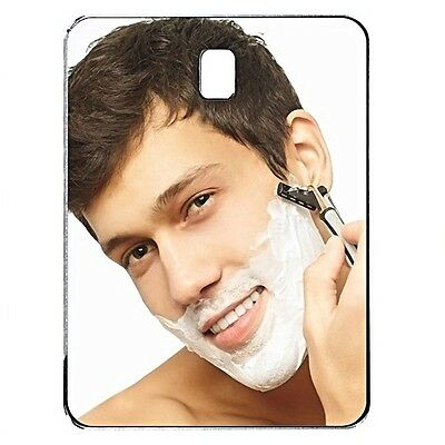 Ancable Fogless SHAVING Shower Mirror HIGHEST RATED Incl Hook BATHROOM Anti-Fog