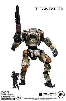 "Titanfall 2 - BT-7274 Deluxe 10"" Action Figure McFarlane Toys NEW"
