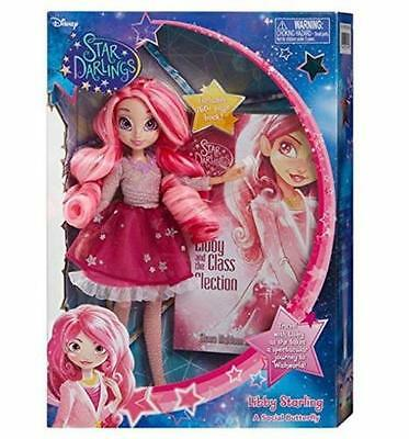 Disney Star Darlings Starland Libby Fashion Doll with Musical Instrument