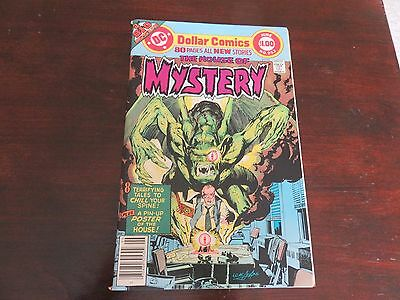 House of Mystery #252 (May-Jun 1977, DC) Neal Adams VF 8.0