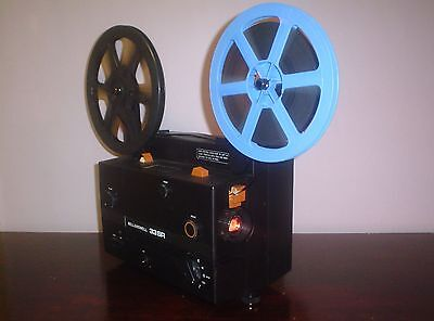 Bell & Howell 33SR Super 8 SOUND Movie Projector ~Japan~