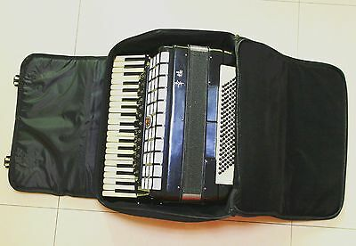 2017 Thick padded Accordion Gig Bag for 120 Bass Piano Accordion Accordion Case