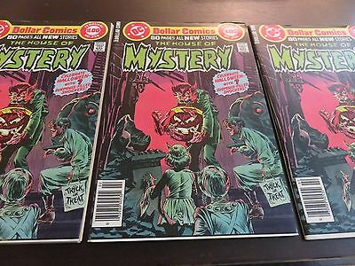 House of Mystery #256 (Jan-Feb 1978, DC) several available VF+ 8.5