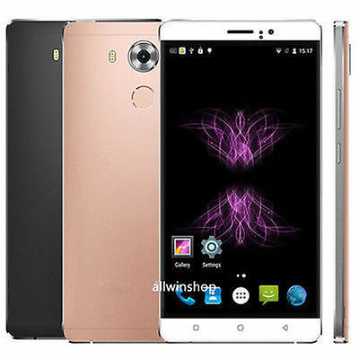 6 inch Unlocked Quad Core Android 5.1 2SIM Smartphone GSM GPS 3G Cell Phone LOT