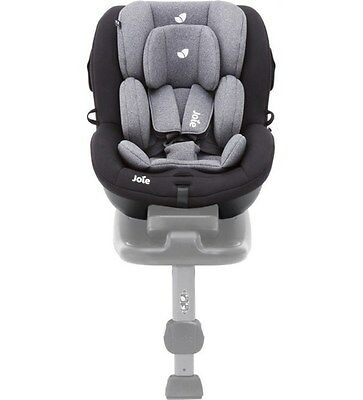 Joie i-Anchor Advance i-Size Baby Toddler Car Seat Child Seat - Two Tone Black