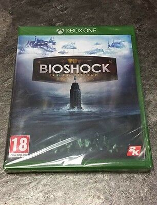 BioShock The Collection Xbox One Game 2016 (New & Sealed)