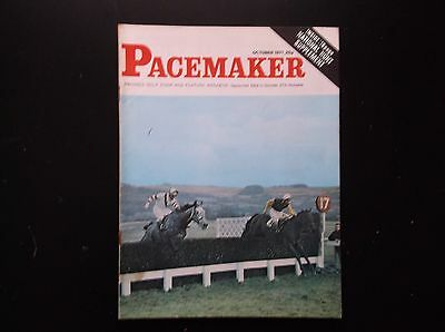 Pacemaker Magazine Oct. 1971 Loup Cervier & Hound Tor On Cover