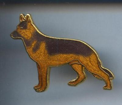 Rare Pins Pin's .. Animal Chien Loup Dog / Email G.f  ¤8K