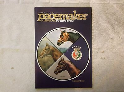 """""""pacemaker"""" Magazine June 1979  Derby 200 On Cover"""