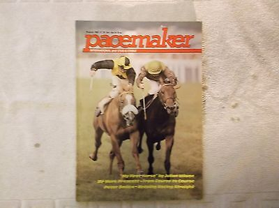 """""""pacemaker"""" Magazine Aug.1981 Centurius & Bustomi On Cover"""