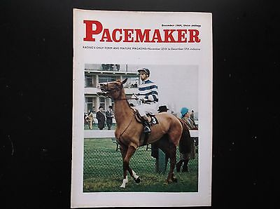 Pacemaker Magazine Dec. 1969 Choice Exit On Cover