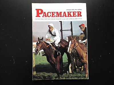 Pacemaker Magazine Feb.1970 Viroy And Balinese On Cover