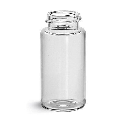 1.5Ml Clear Vial No Cap Pk100