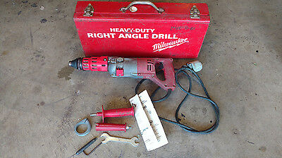 Milwaukee Heavy Duty 3/4 Electric Rotary Roto Hammer Drill Model 5351