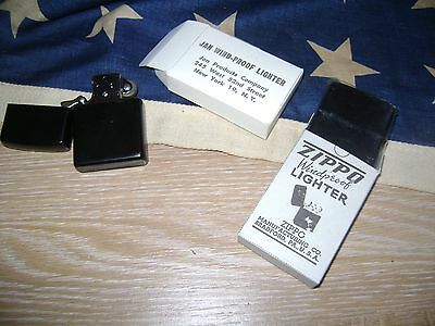 WW2 US Army style lighters, repro
