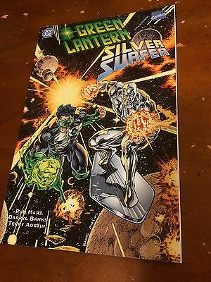 GREEN LANTERN SILVER SURFER Unholy Alliances 1 TPB GN (1995) DC/Marvel VFNM
