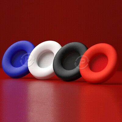 2 Replacement Ear Pads Cushions For Beats by Dr Dre Solo 2.0 Wireless Headphones