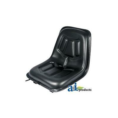LGS100BL Universal Seat w/ Slide for Ford-New Holland Tractor-Massey Ferguson