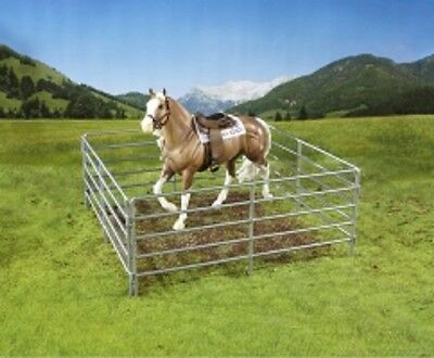 Breyer Traditional Horse Accessory #2059 Metal Livestock Corral New 2015 INSTOCK
