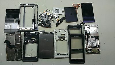 Lot of Cell Phone Replacement Parts for Repair (Samsung, Motorola, Nokia, LG)