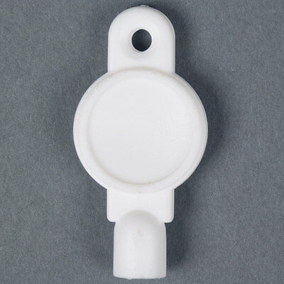 Plastic Locking Key To Open Lavex Jumbo Toilet Paper Dispenser ( One Key Only )