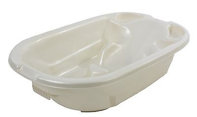 Dream On Me 2 Position Baby Bather Bath Tub White New Free Shipping
