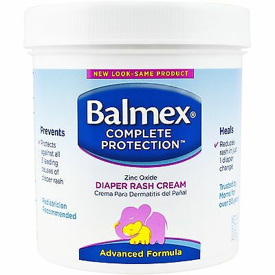 Balmex Diaper Rash Cream 16 Ounce