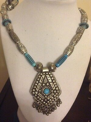 Cheyene hand crafted indian neklace