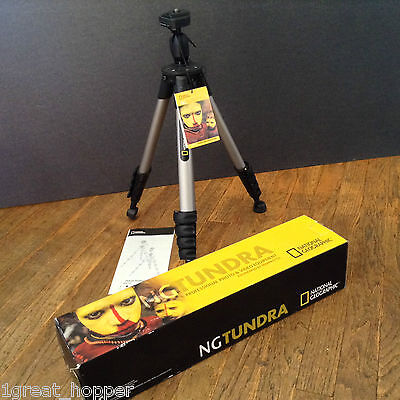 National Geographic By Manfroto TUNDRA PROFESSIONAL Tripod w/Ball Head, NGTT1