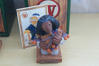 Robert Harrop The Wombles Collection OBIDOS Boxed Figurine WC11