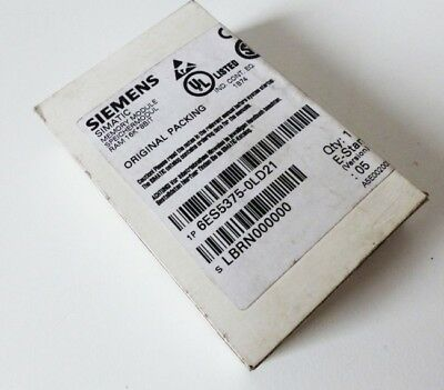 Siemens SIMATIC S5 6ES5375-0LD21 6ES5 375-0LD21 E-Stand: 05 -sealed-