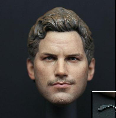 1/6 scale Custom Head Sculpt Guardians of the Galaxy Star-Lord Peter Quill