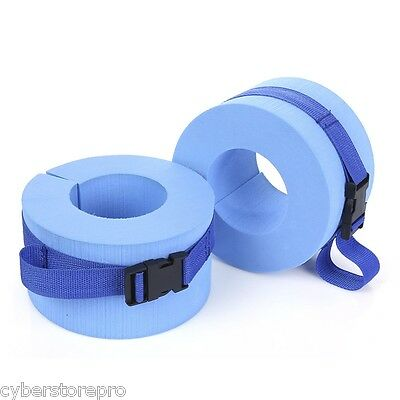 Paired Water Aerobics Swimming Weights Aquatic Cuffs
