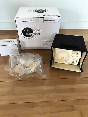 Medela Double Electric Breastpump Starter Set Pump In Style Advanced