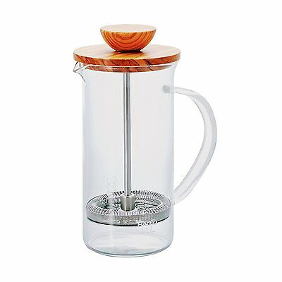 Hario Tea Press Wood For 2 Cups THW-2-OV 300ml Tea Maker Olive Wood from JAPAN