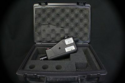 Noyes Fiber Systems OFS-300 Optical Fiber Scope w Hard Case Foam Inserts