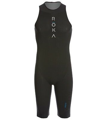 ROKA Viper Comp Swimskin Men's Medium NEW! Tri/Race/Swim