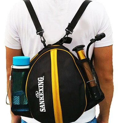 Outdoor Shoulder Soccer Ball Bags Nylon Sporting Carry Basketball Bag Equipment