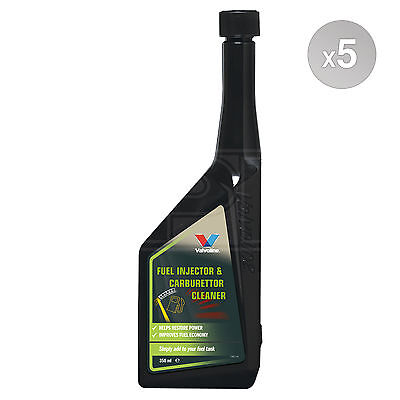 Valvoline Fuel INJ. and CARB. Cleaner V1 - 5 x 350ml