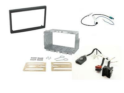 Connects2 CTKCT01 Citroen C2 2005 - 2009 Double Din Stereo Facia Fitting Kit