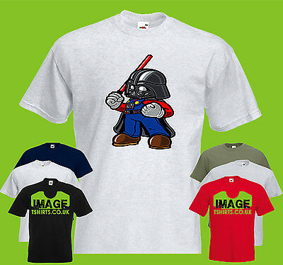PLUMBER Mens Funny T Shirt Gift for Dad printed t-shirt  9154
