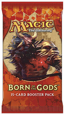 Magic the Gathering Born of the Gods Booster Pack MtG Single Pack