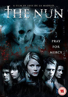 DVD:NUN THE - NEW Region 2 UK