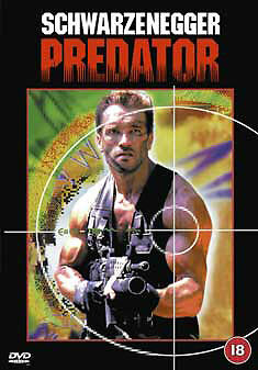 DVD:PREDATOR - NEW Region 2 UK